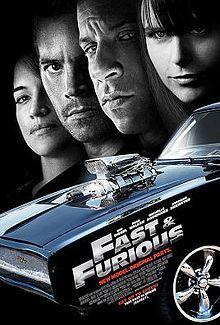 Fast Furious 6 Furious Movie Fast And Furious Fast Furious 4