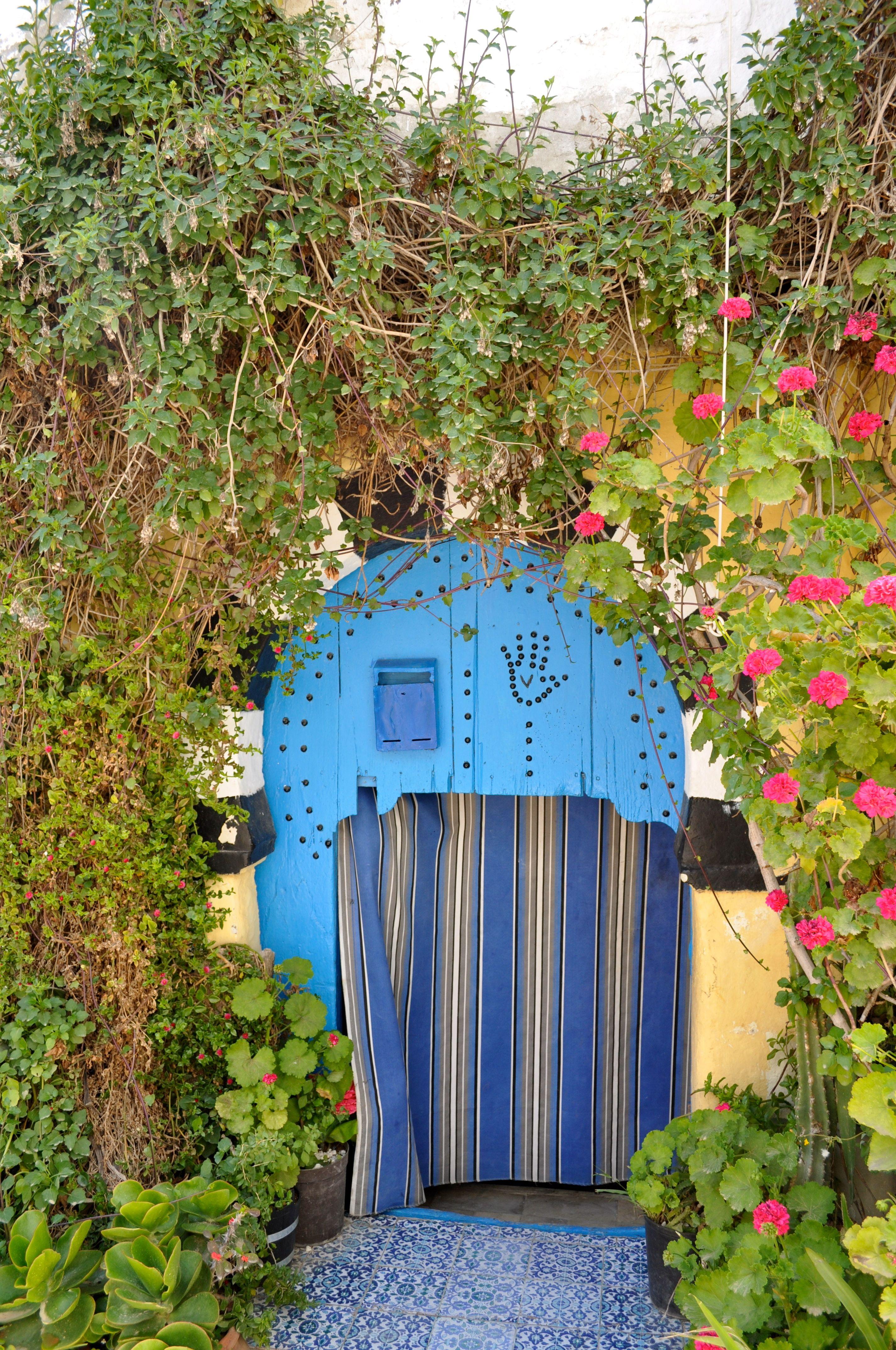 Sidi Bou Said, Tunisia May 2011