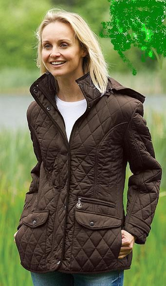 Ladies Quilted Jacket Rossendale By Country Estate Save 2000 Style