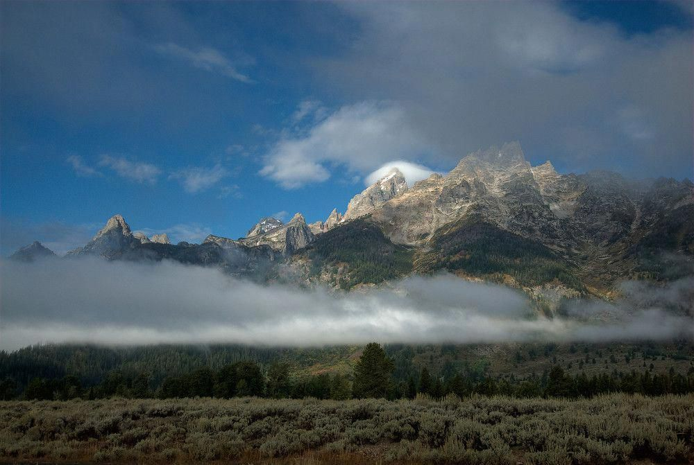 Located just south of yellowstone grand teton national