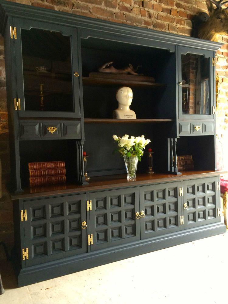 Stunning Welsh Dresser Younger Toledo Shabby Chic Display Cabinet Sideboard  In Home, Furniture U0026 DIY, Furniture, Cabinets U0026 Cupboards