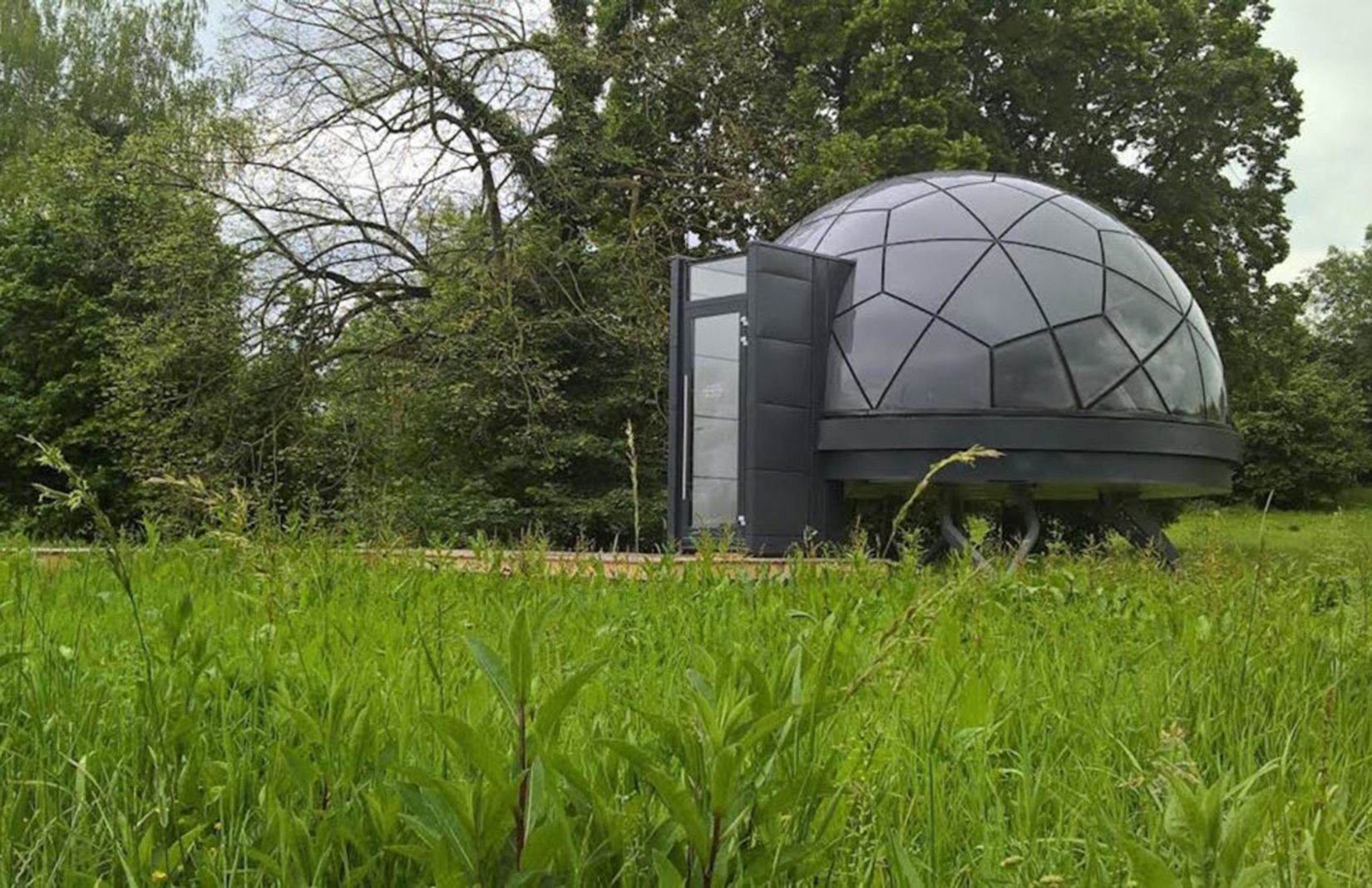 Smartdome Tiny Home Dome House Geodesic Dome Homes Geodesic Dome