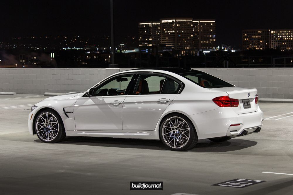 Sam S Alpine White F80 M3 Competition Package In Hdr With Images