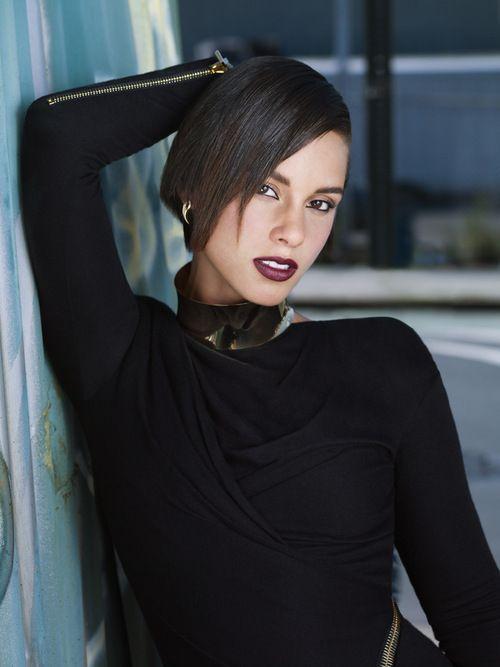Alicia Keys by Nino Munoz, 2012