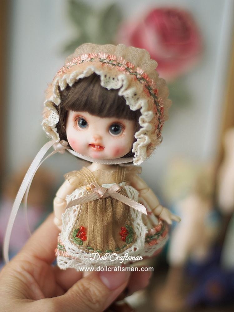 Custom Doll Hat/Petite Blythe Hat/OB11 Hat/Lati Yellow Hat/Kukuclara Hat/dollcraftsman #dollhats