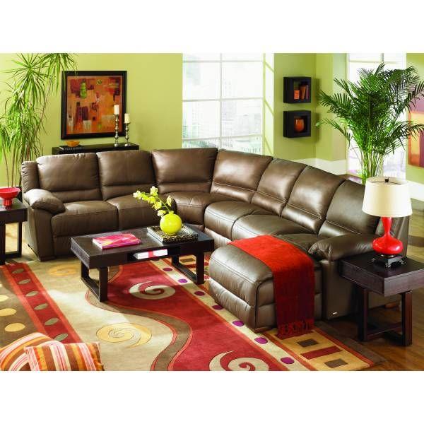 Monte Carlo Sectional | Natuzzi | Star Furniture | Houston TX Furniture | San Antonio  sc 1 st  Pinterest : star furniture sectionals - Sectionals, Sofas & Couches