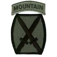10th Mountain Division-our original duty station (welcome to the suck, June 2004-June 2010)