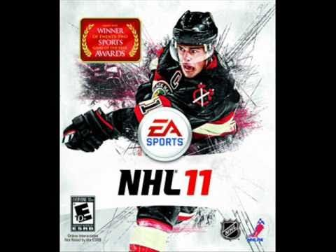 NHL 11 SOUNDTRACKS - EUROPE-THE FINAL COUNTDOWN.
