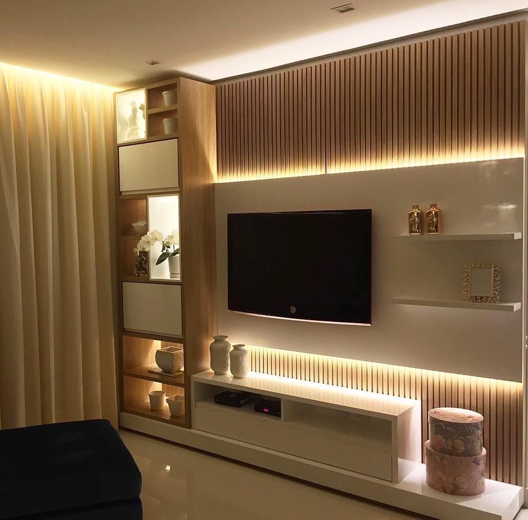 Pin by Kaneshia on Dream Home | Pinterest | Tv units, TVs and Tv walls