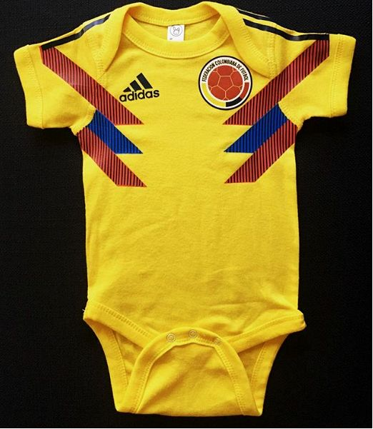 3c3073f03 One-Pieces 163425  Colombia Soccer Jersey -  BUY IT NOW ONLY   30 on eBay!