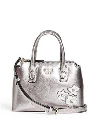 6a330194f1 Liya Petite Satchel | shop.GUESS.com | GUESS / Accessorize | Bags ...