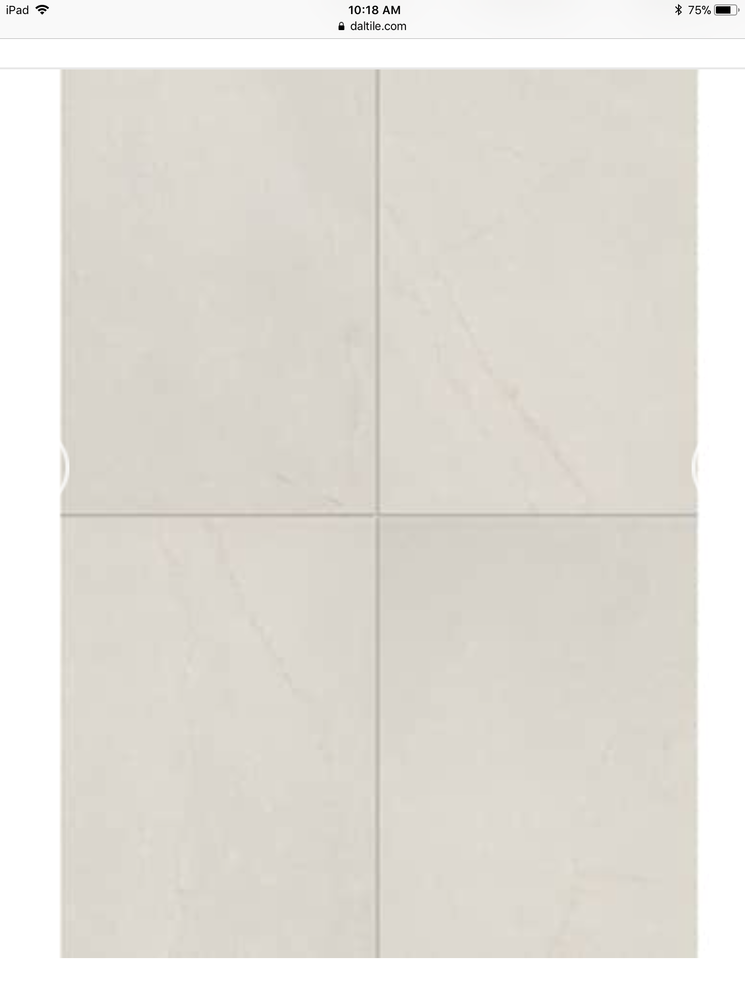 balans ba30 white level 2 12x12 in