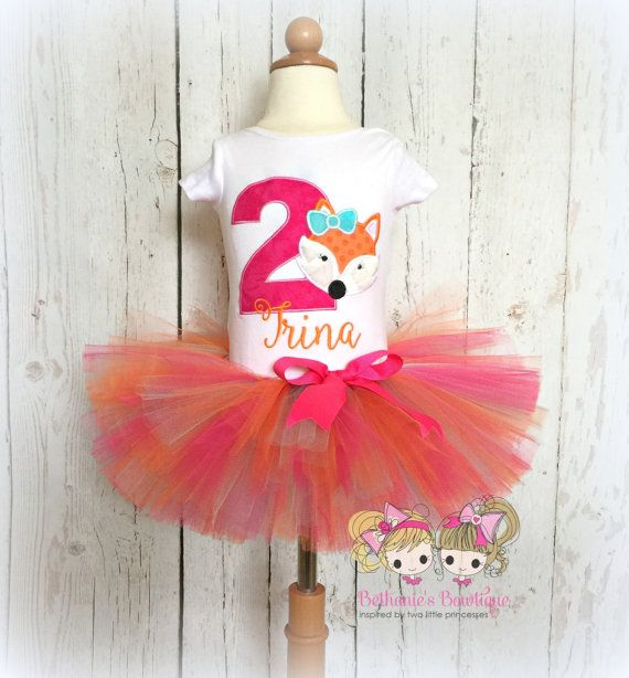 Princess Crown -With NAME--1st first Birthday Dress shirt 2pc Pink Tutu outfit