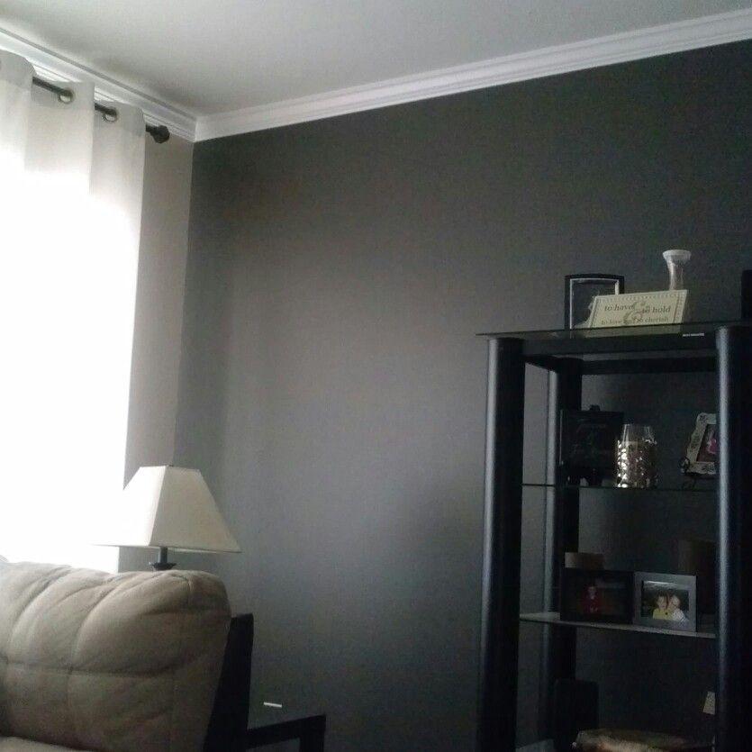 Valspar Semi Sweet Accent Walls In Living Room Living