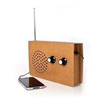 Radio MP3 'Carton'