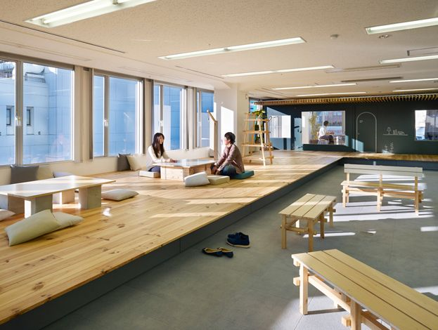 design office spaces the office floor seating google office forward a