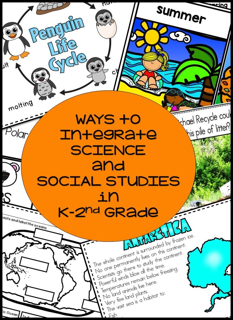 Do you struggle finding time to get science and social studies ...