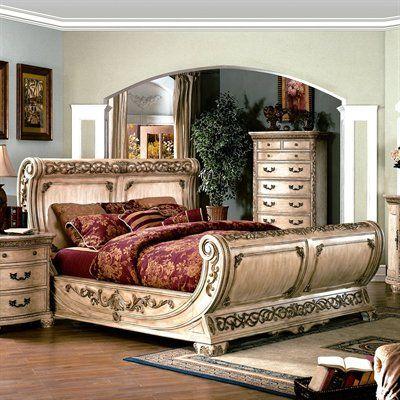 Yuan Tai Furniture Cannes Gondola Bed, Yuan Tai Furniture