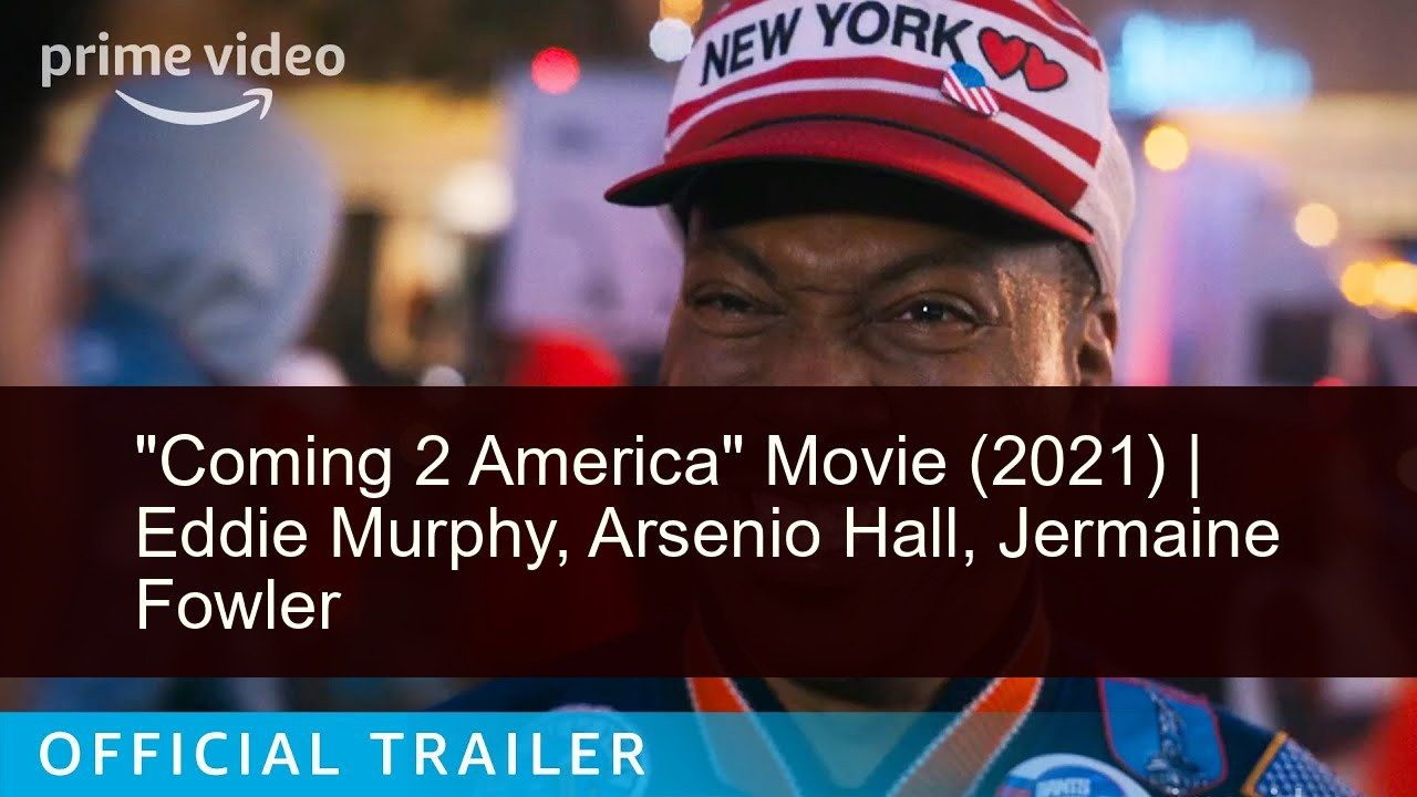 Directed By Craig Brewer With Eddie Murphy Arsenio Hall Jermaine Fowler Leslie Jones Akeem Learns He Has A Long Lost Son In The United State Intrattenimento
