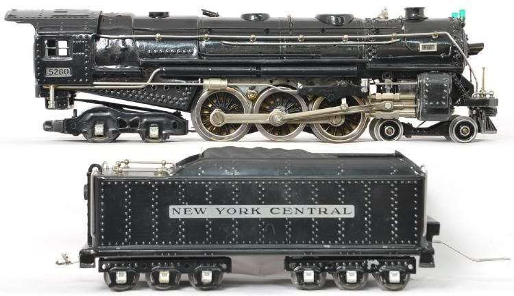 Liberty Lines standard gauge 4-6-4 Hudson steam locomotive