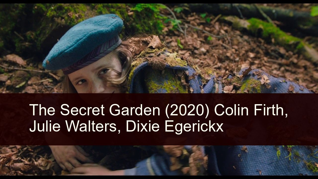 Andrew Knott Black Beauty Secret garden book, Secret
