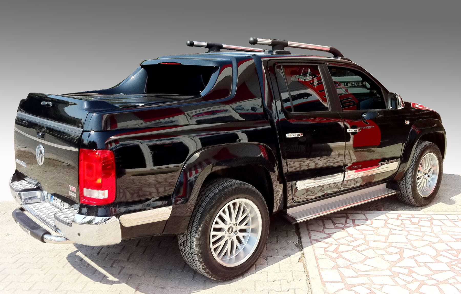 Vw Amarok Usa >> Volkswagen Amarok Wtf Vw Why Won T You Sell This In The