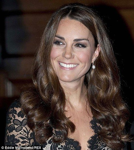 By 2012, Kate's make-up was more natural and softer with a more blended, smoky eye...