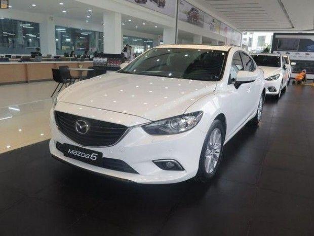 Cần bán Mazda 6 2.0AT đời 2017 tại Phường Tân Xuân, Đồng Xoài Điều hòa tự động 2 vùng, Smart Keyless + Smart Start, cửa sổ trời.  - Ghế lái chỉnh điện 8 hướng, có chức năng nh