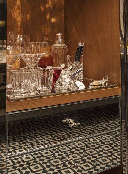 500 London Home Decor Rosewood London Mini Bar