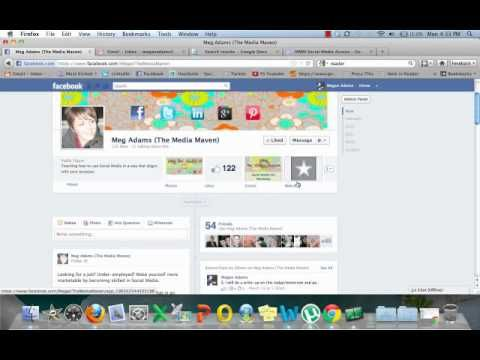 How to Change Your Facebook Application Icons - (More Info on: http://LIFEWAYSVILLAGE.COM/videos/how-to-change-your-facebook-application-icons/)