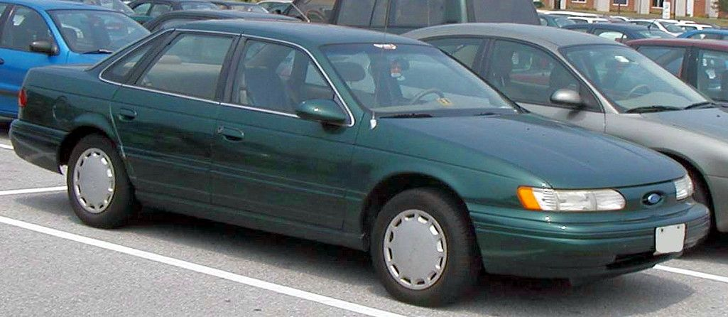 5 1995 Ford Taurus Ford F Series Ford Motor Ford