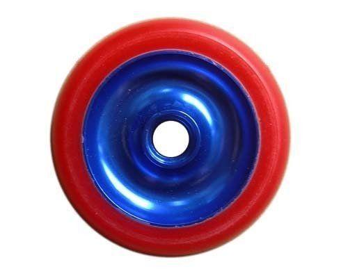Eagle 100mm Metal Core Wheel Blue / Red . $26.12