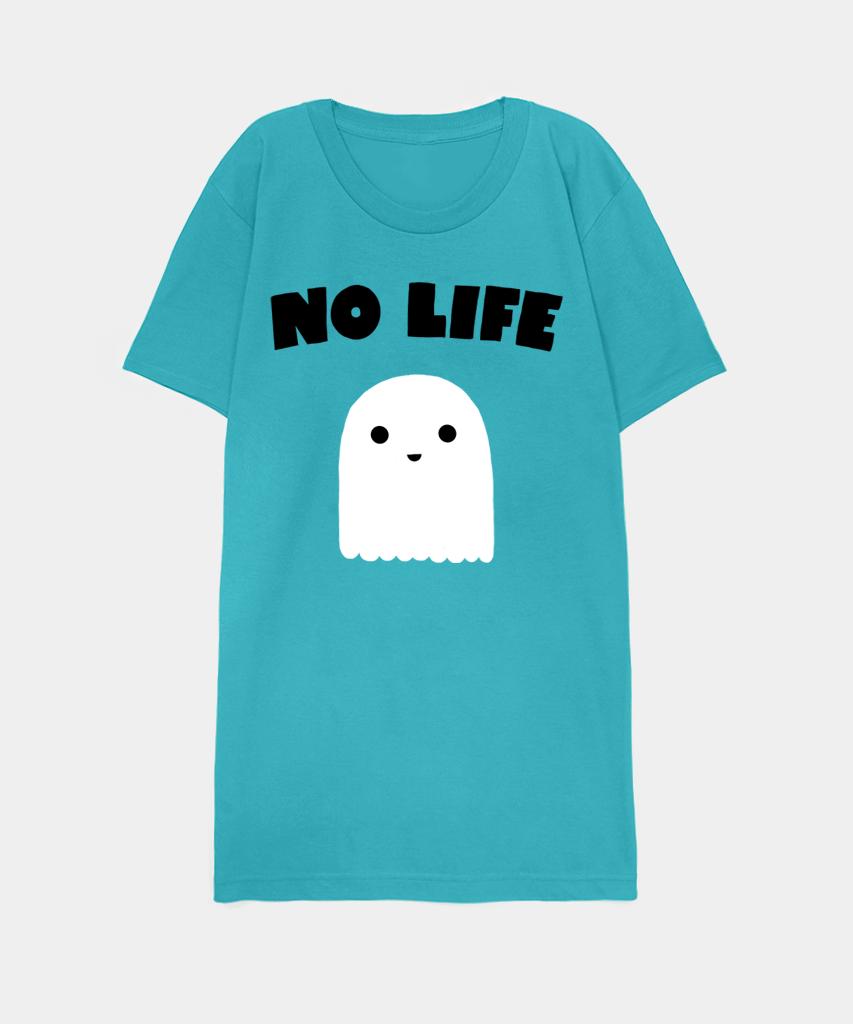 No Life t-shirt (unisex)