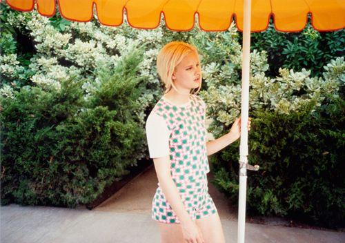Orla Kiely, fashion, girl,