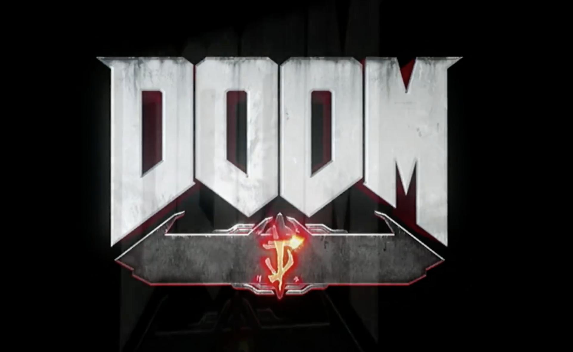 E3 2018 Doom Eternal Announced At Bethesda S Press Conference Gaming Doom Doom Game Eternity