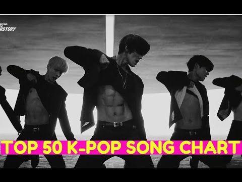 Top 50 K-Pop Songs for May 2015 (Week 4) - YouTube | kvillent | Pop