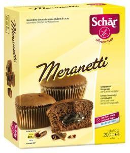 Meranetti - Biskuit Törtchen - glutenfrei