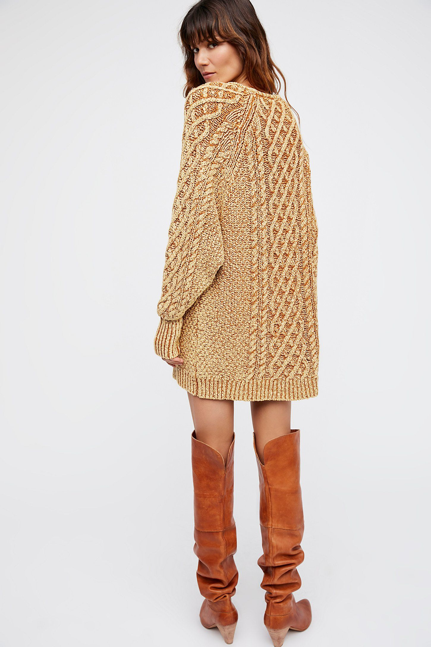 6cff877f508 Shop our On A Boat Sweater Dress at FreePeople.com. Share style pics with  FP Me