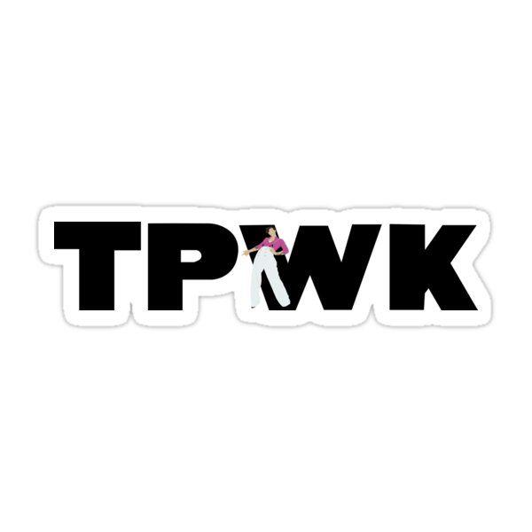 'TPWK Harry Styles Fine Line' Sticker by abbykolody