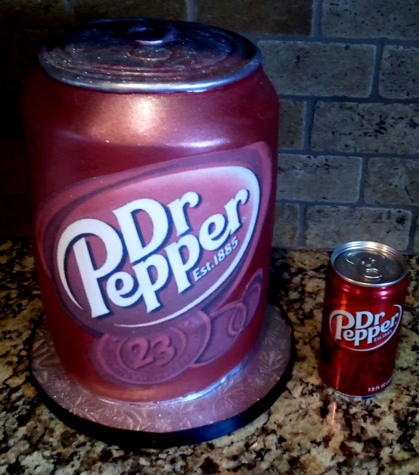Dr. Pepper Cake @ Www.sugarlandcakesut.com