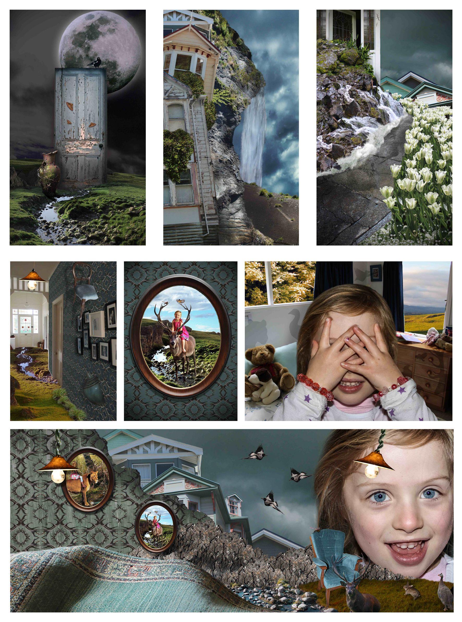 Photography portfolio for college 2018 graphic design portfolio.