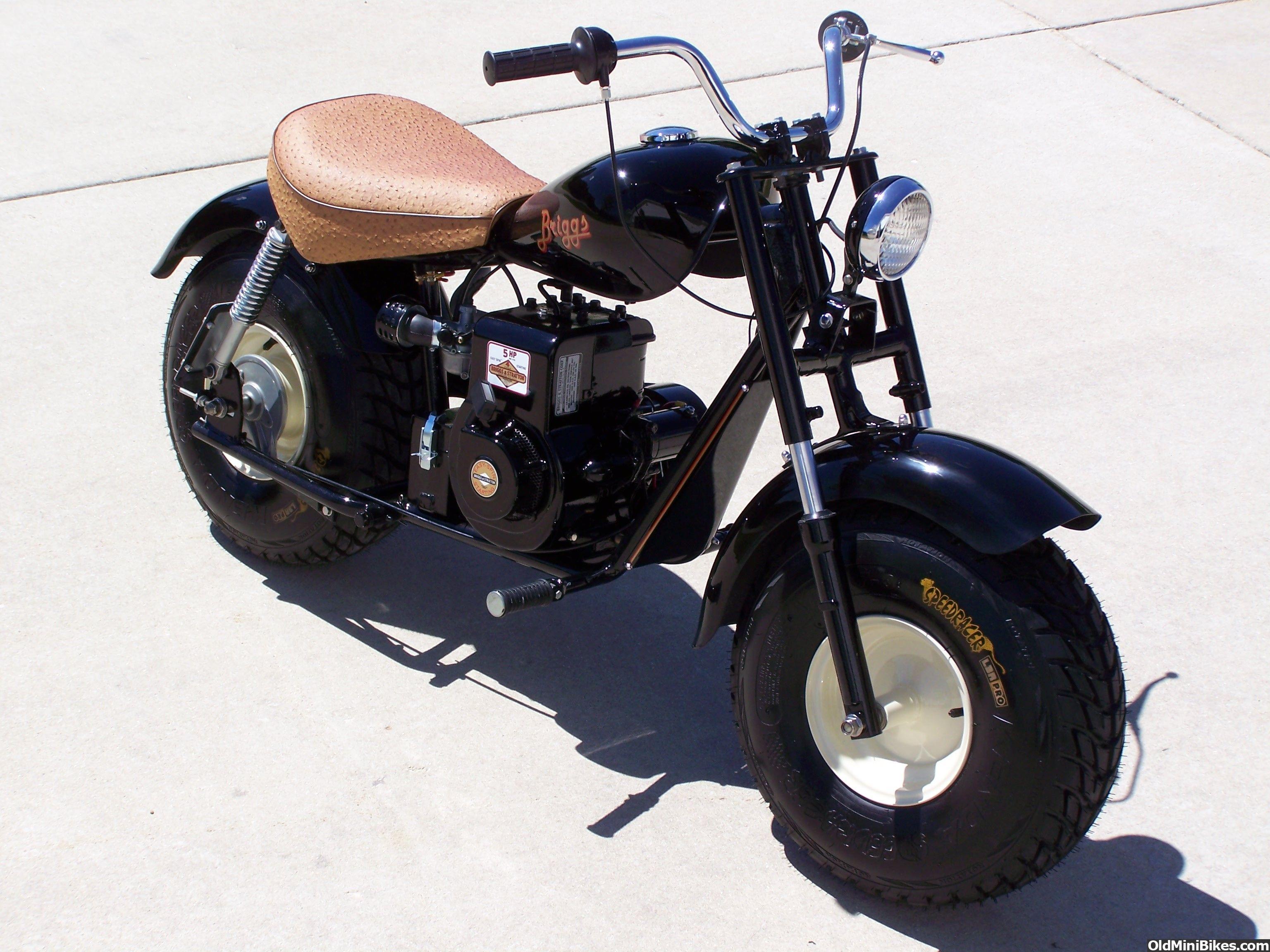 Baja Mini Bike Seat : Baja mb vs monster dog ii oldminibikes forum