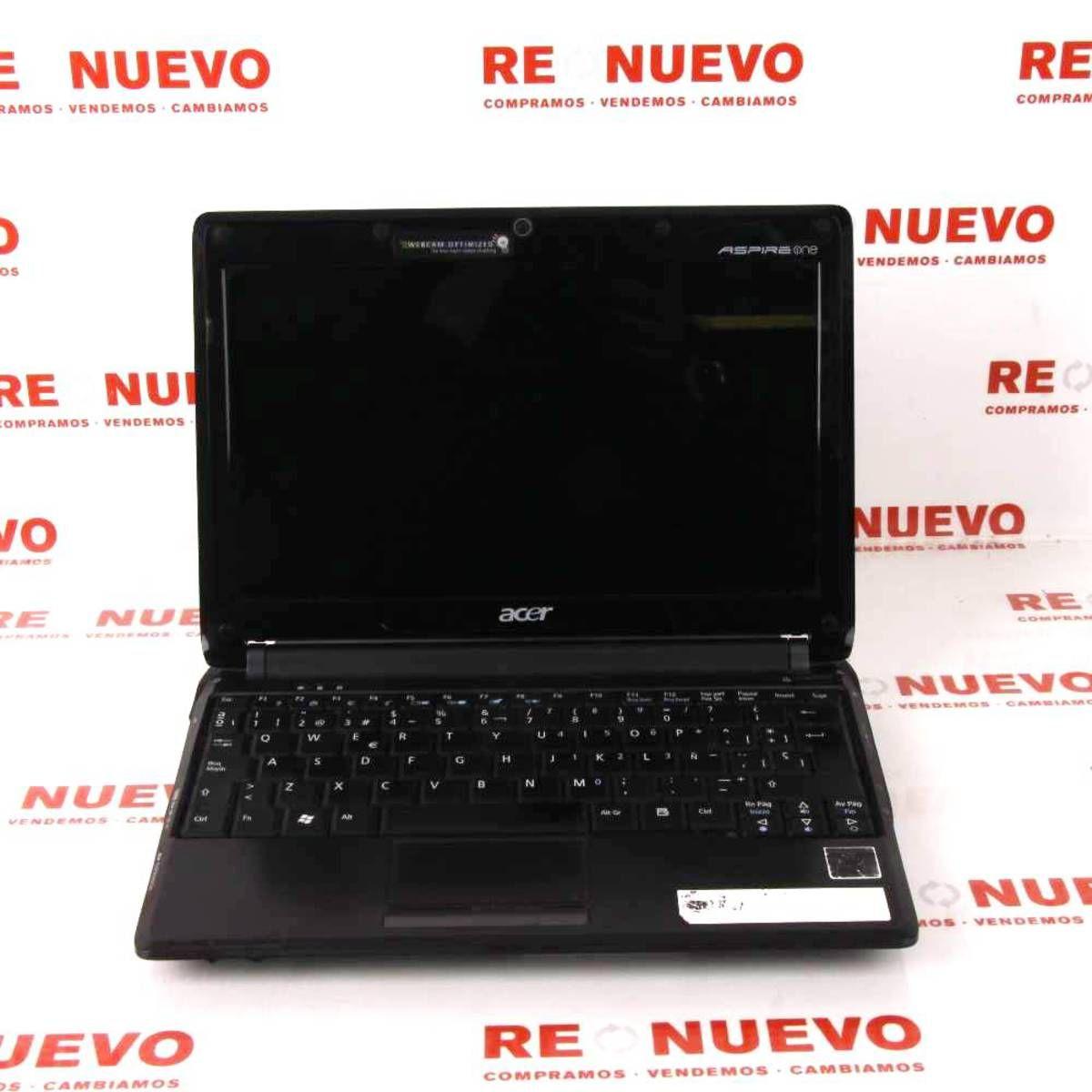 Portatil Mini Acer Zg8 Portatil De Segunda Mano Acer Acer Mini