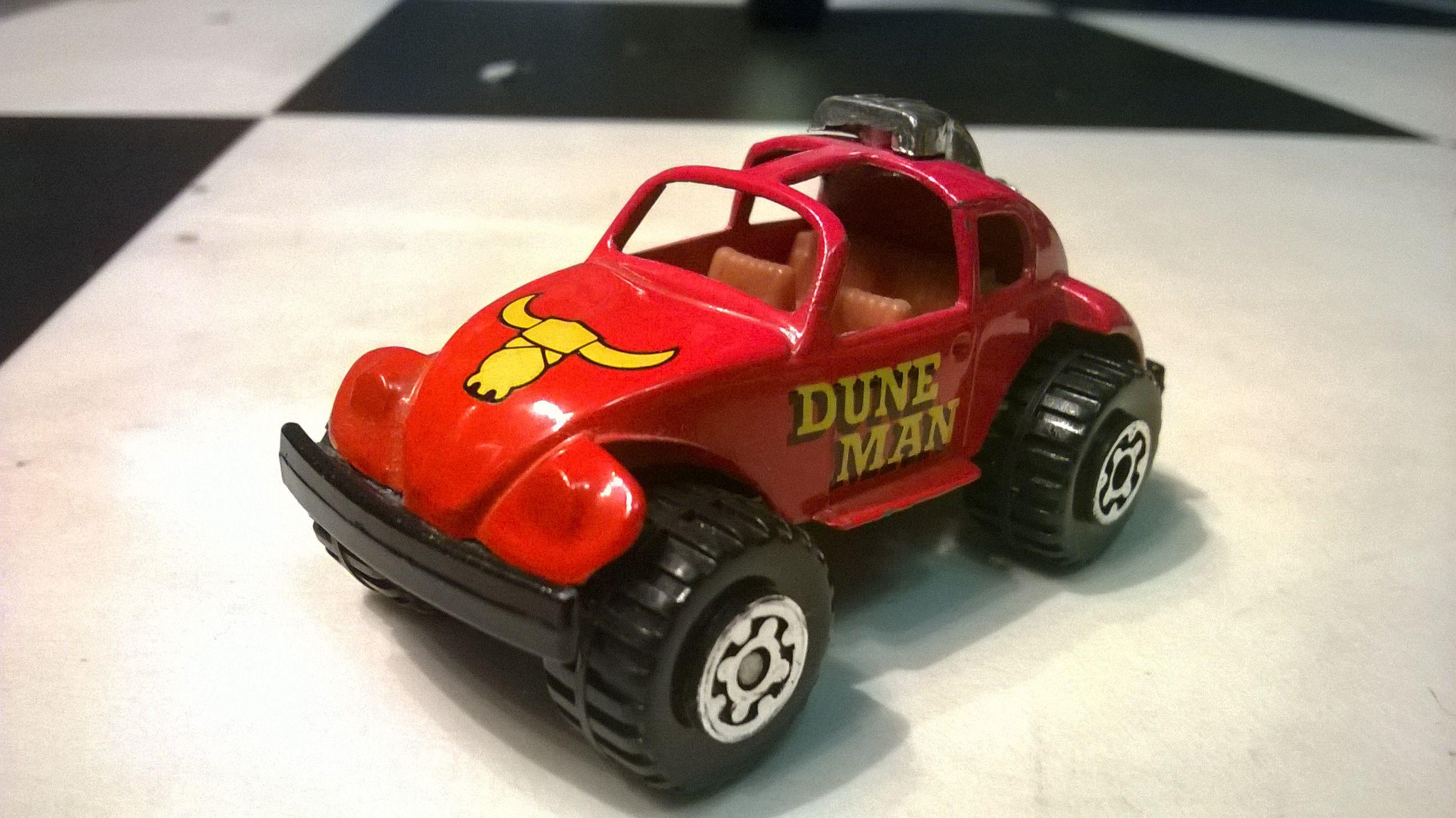 Matchbox sand digger 1985 Toy car