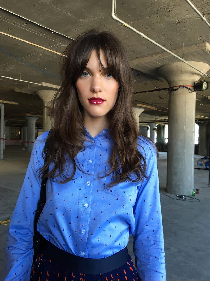 Charlotte Cardin | Photo by La Maison Simons #maisonsimons #CharlotteCardin #Fall16