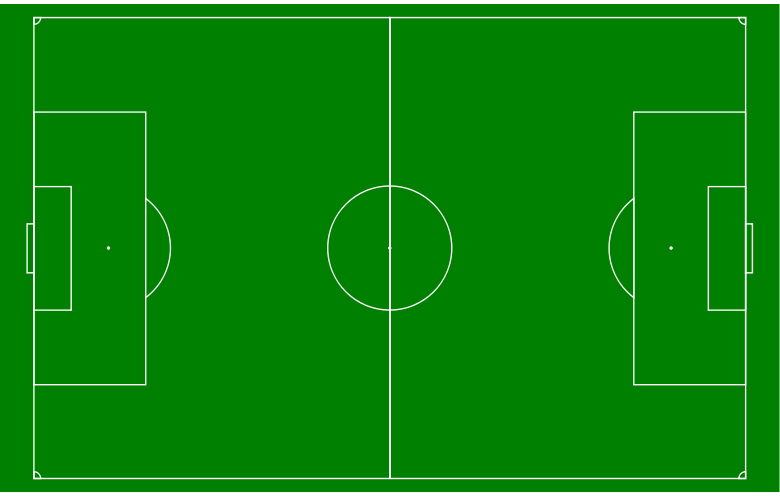 File Soccer Field Empty Svg Football Pitch Football Field Soccer