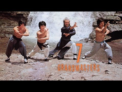Wu Tang Collection: 7 Grandmasters (1978)   Everybody was