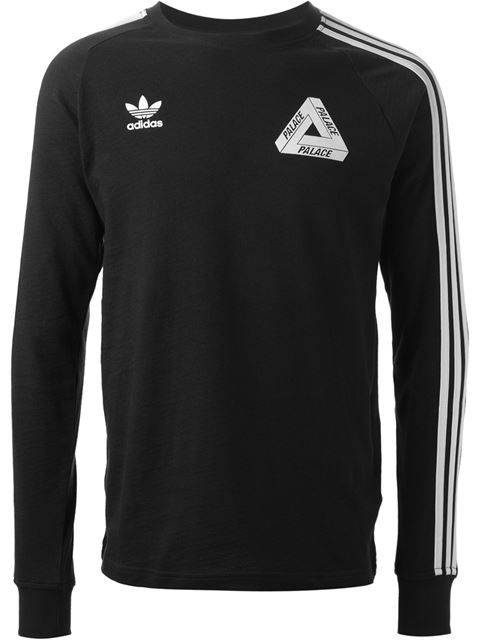 a46403b917 Palace Adidas X Palace long sleeve T-shirt | Clothing in 2019 ...