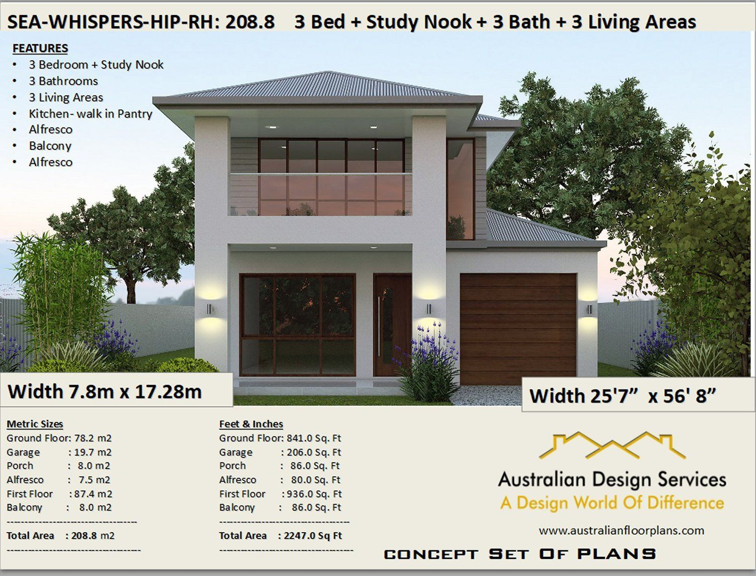 Duplex townhouse house design house design 208 m2 2247 sq feet two storey floor plans 2 story home design modern 2 storey by