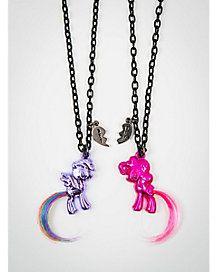 My Little Pony BFF Necklace Set